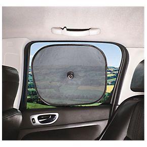 Car window Sun Blinds -  Screwfix - Pack of 2 - 94p