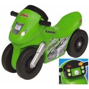 Kawasaki Ninja Motorcycle Toddler Ride On In Green now £20.88 del @ Amazon