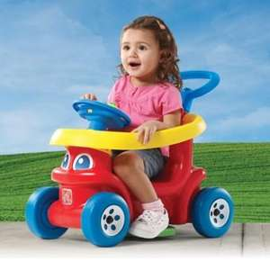 3-in-1 Scoot Along for £21.95 / Toddle Tune Coupe £38.57 (65% cheaper) @ step2uk Plus more discounted kids toys