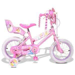 "Disney Princess 14"" Girls Bike £59.99 @ B&M"