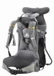 VAUDE Butterfly Comfort baby carrier backpack £122.08 @ Amazon rrp £ 180