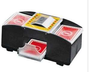 Things Deluxe Electric Automatic Card Shuffler, £2.99 @ Argos