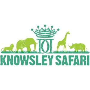 Half Price Family Ticket to Knowsley Safari Park
