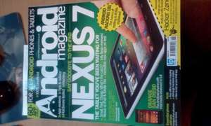 Android Magazine 3 issues for price of 1£