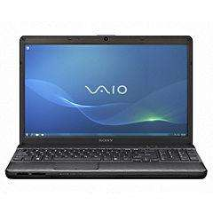 Sony Vaio EH2F1E 15.5 inch Laptop (Intel i3 2.2GHz, RAM 4GB, Windows 7 Home Premium 64-bit) Hard Drive Capacity 320GB- Black, Sainsbury's instore and online deal ! - £349.99