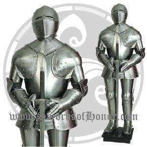 Full Lancelot body armour (Theknightshop.co.uk) for £1,250