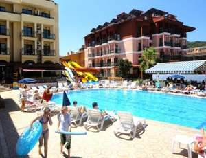 13 nights all inclusive, Marmaris, Turkey, 1st May 2013, flying from manchester, inc bags and transfers..£287.75pp..Club ege antique.