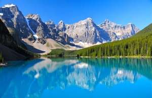 Trip: 14days Canada (British Columbia / Alberta) Flight+Camper £497pp @ Canadian Affair