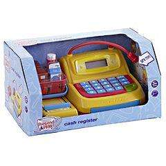 Pretend & Play Electronic Cash Register was £12.99 now £3.89 del to store @ Sainsbury's