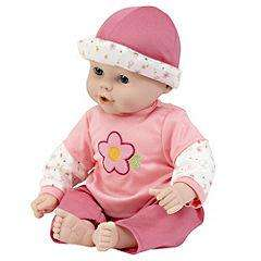 Little Nursery 39cm Newborn Doll was £9.99 now £2.99 del to store @ Sainsbury's