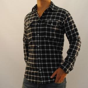 Nike 6.0 Flannel Shirt - £15.95 @ Ebay Blue Thirteen