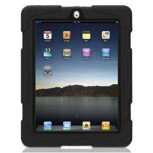 Griffin GB02480 Survivor Military Duty Case with Stand for New iPad 3 & iPad 2 - £21.60 at Amazon