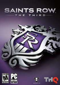 Saints Row The Third (PC) £3.99 with code @ PC World Downloads (Activates through Steam!)