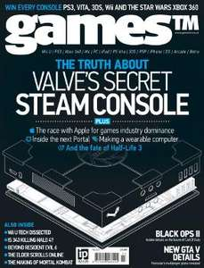 3 issues of Games TM for £3