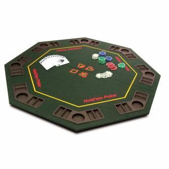 Deluxe Poker Tabletop for £23.75 Delivered @ MenKind