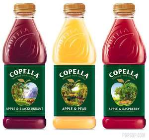 Copella Juices (750ml) 50p @ Morrisons