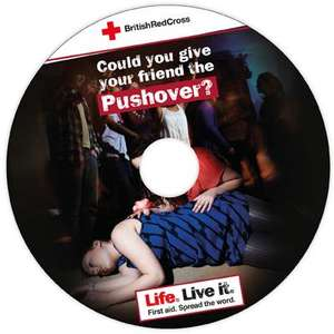 Free First Aid DVD @ British Red Cross (3.50 postage)