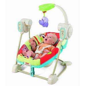 Fisher Price Luv U Zoo Swing @ Amazon £54.68