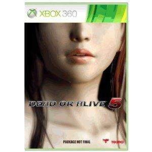Dead or Alive 5: Collector's Edition (Xbox 360/PS3) - £34.54 @ Amazon