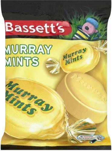 Bassett's Murray Mints (200g) was £1.58 now 79p @ Sainsburys
