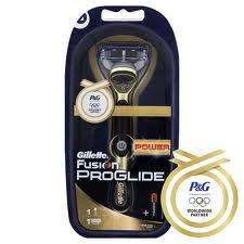Gillette Fusion ProGlide Power Razor Olympic Gold Edition Half Price (Boots) - £7.74