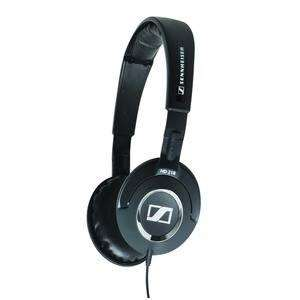 Sennheiser HD218 (Closed-back on-ear Stereo headphone) £19.99 del or instore at Maplins