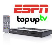 3 Months ESPN + Free Set Top Box for £10 via Mirror offer @ TopUpTV