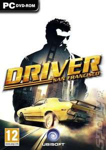 Driver® San Francisco - Deluxe Edition - Ubisoft Store - £1
