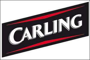Carling 24 440ml for £12 from tomorrow at Morrisons down from £15