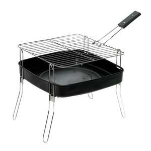 Cheap portable Bbq £3.49  from Wilkinsons