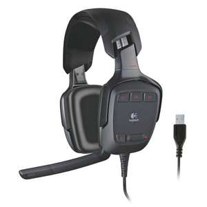 Logitech G35 Gaming headset, £82.87 including P + P @ Amazon.de