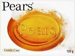 Pears Transparent Soap 125G 40p at Tesco (Asda, too)