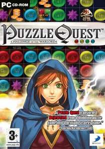 Puzzle Quest: Challenge of the Warlords (PC Download) £1.50 @ Gamersgate