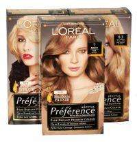 Loreal Paris Recital Preference Permanent Colour 3 for £4.85 each @  Concord Extra