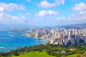 16 Days Hawaii, L.A., San Francisco Flight+Apartment from £879pp