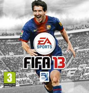 Fifa 13 £29.99 pre-order for Nintendo Wii & 3DS @ GraingerGames