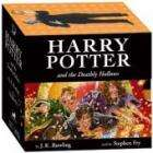 Play.Com. J.K. Rowling - Harry Potter and the Deathly Hallows: Complete & Unabridged CD Set  £37.49 Delivered
