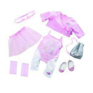 Zapf Creation BABY born Deluxe Ballerina Training Set £10.63 delivered @ Amazon