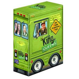 King of Queens Seasons 1-9 Complete DVD Box Set - £47.97 Delivered @ Amazon.co.uk