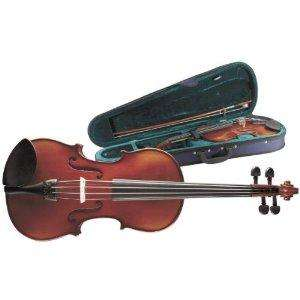 Stagg solid Maple Violin With soft case WAS £91.00 NOW £59.99 Amazon