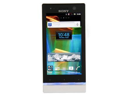 Xperia U - was £199.95 Now £ 134.96 PAYG @ Phones4U