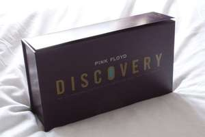 Pink Floyd Discovery Box Set - All Albums for £65 @ Sainsburys Entertainment