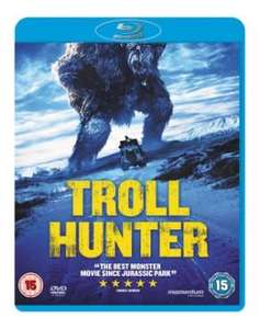 Troll Hunter Bluray £5.00 delivered @ Sainsburys Entertainment