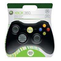 brand new black xbox 360 wireless controller £22.85 delivered @ ebay / shopto