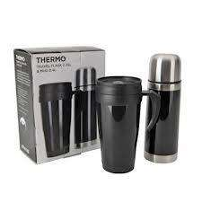 Ethos Thermo Mug And Flask @ Home Bargains £3.49 *instore*