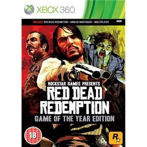Red Dead Redemption GOTY Xbox 360 £15.00 @ Asda Direct