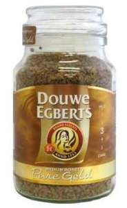 Douwe Egberts Pure Gold Coffee Granules 400g 36% Off £6.39 @ Costco