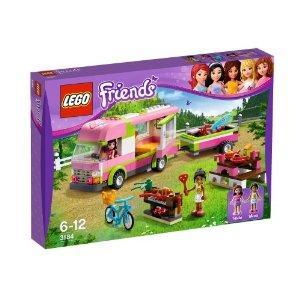 LEGO Friends Adventure Camper £24 Delivered @ amazon