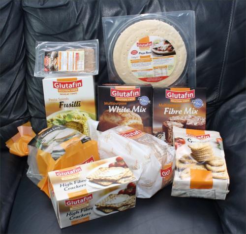 Free gluten-free food hamper for new Coeliac patients