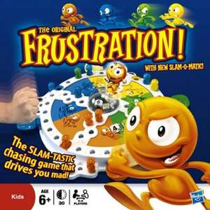 Frustration hasbro game @ sainsburys only £3